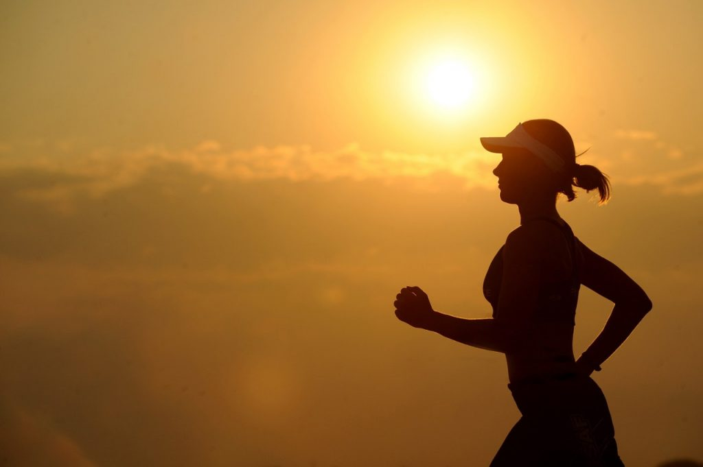 Running can be your keystone habit